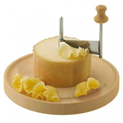Girolle à fromage + cloche
