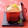 Terrine foie gras 0.8L avec presse LE CREUSET