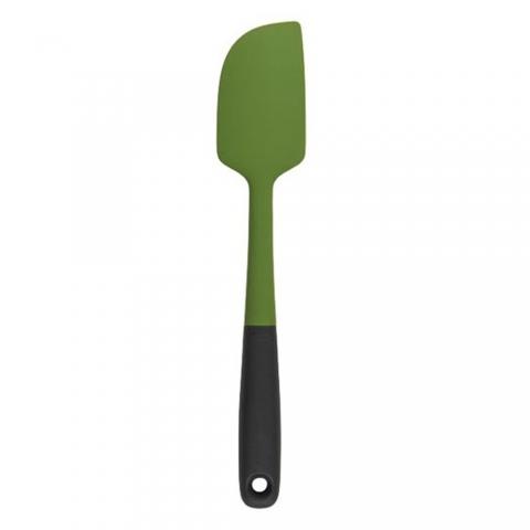 Spatule medium en silicone vert OXO