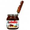 Spatule Nutella manche chocolat noisette