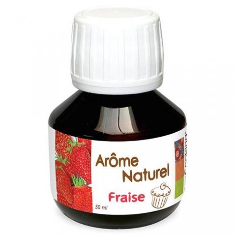 Arôme naturel Fraise SCRAPCOOKING
