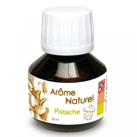 Arôme naturel Pistache SCRAPCOOKING