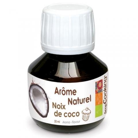 Arôme naturel Noix de coco SCRAPCOOKING