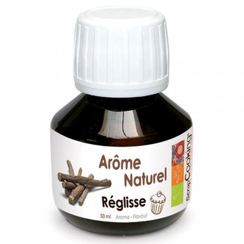 Arôme naturel Réglisse SCRAPCOOKING