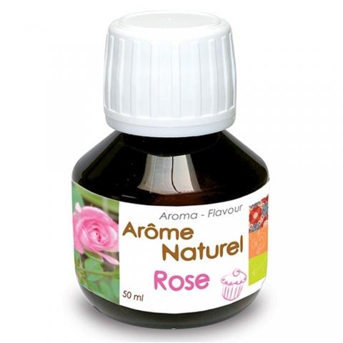 Arôme naturel Rose SCRAPCOOKING