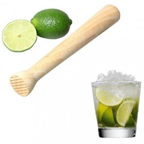 Pilon à cocktails en bois Mojito 3141