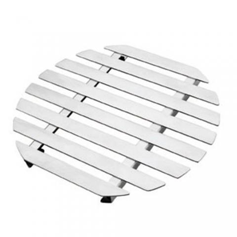 Dessous de plat rond inox 20 cm LACOR