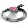 Couvercle Anti-odeur + filtre de 24 à 28 cm Woll Clean Lid FC28A
