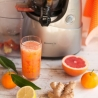 Extracteur de Jus Whole Slow Juicer KUVINGS Gris B9400S