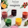 Extracteur de jus multi-fonctions Juice Expert 4 Noir/Chrome Mat Magimix 18083F