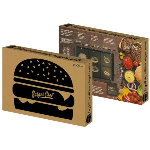 Grill Hamburger BURGER CHEF by COOKUT