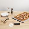 Roulette Pizza Nylon anti-rayure Oxo 1065872