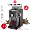 Moulin à café électrique KINGSTON by ZASSENHAUS