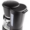 Cafetière à filtre noire Tristar CM1233