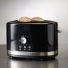Grille-pain rétro 2T Argent Kitchenaid 5KMT2116ECU