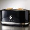 Grille-pain rétro 4T Noir Onyx Kitchenaid 5KMT4116EOB