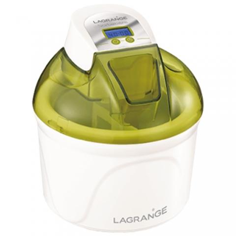 Sorbetière 1.5 l pistache Lagrange 409002