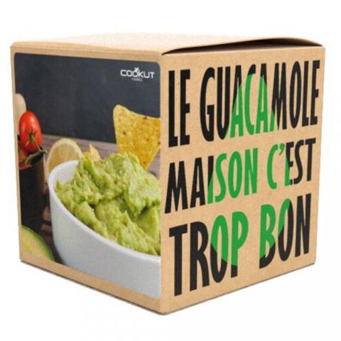 Coffret guacamole FGFG by COOKUT
