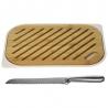 Planche à pain 36 X 24 cm en bambou 8020208