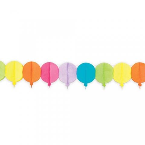 Guirlande Ballons 10 M Scrapcooking 0274