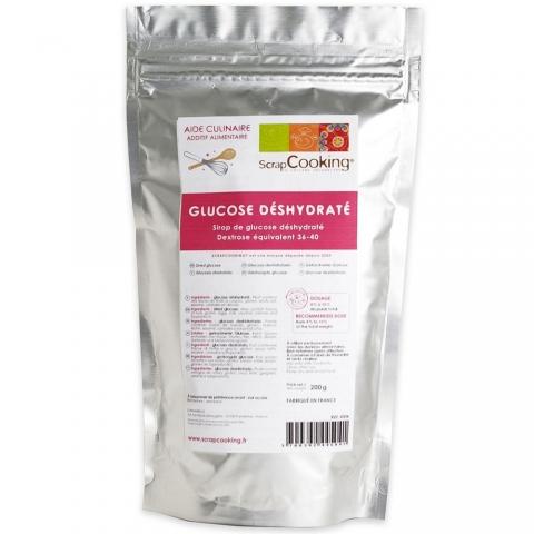 Glucose déshydraté Scrapcooking 4504