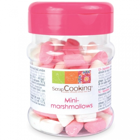 Pot mini-marshmallows Scrapcooking 4537