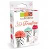 Kit douilles 3D frou frou Scrapcooking 1822
