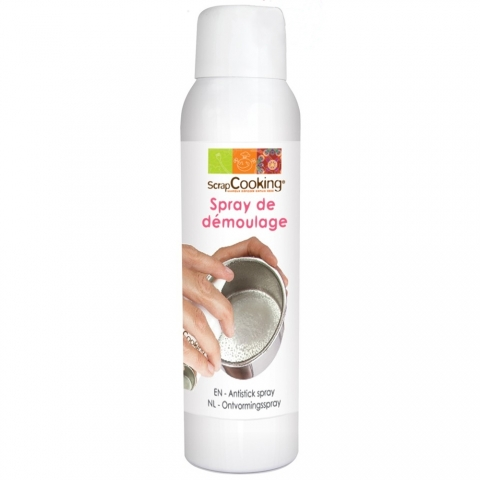 Spray de graissage 200 ML Scrapcooking 4279