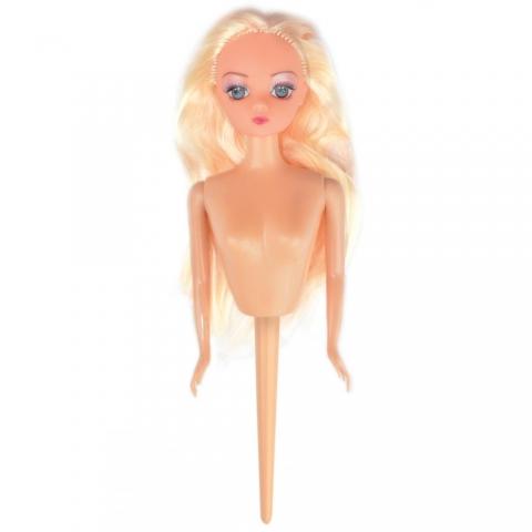 Buste poupée blonde Scrapcooking 5129