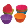 Caissettes silicone x 12 Kitchencraft