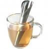 Infuseur tube thé évasé inox