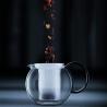 Théière à piston Bodum Assam 1 L noire 1844-01