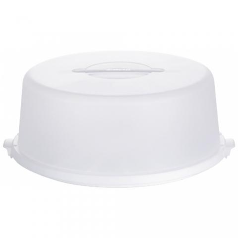 Cloche alimentaire blanche 33 cm Emsa 504916