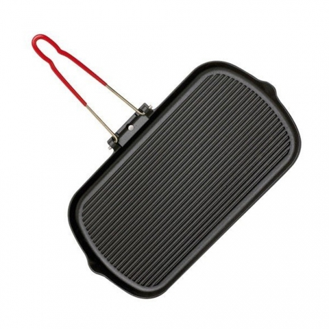 Grill rectangulaire 37 x 22 cm Invicta