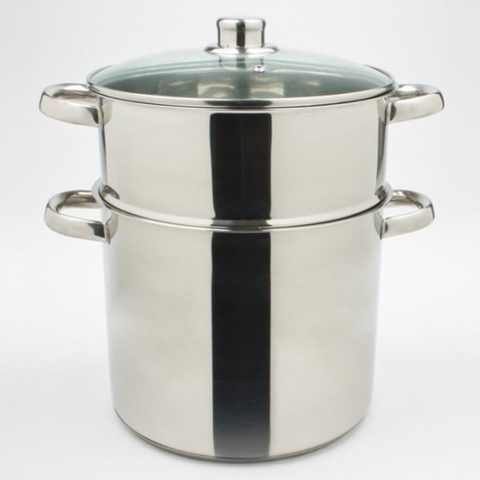 Couscoussier 22 cm inox Trend'Up