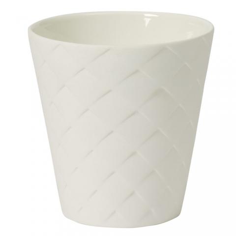 Gobelet blanc Natte 17.5 CL