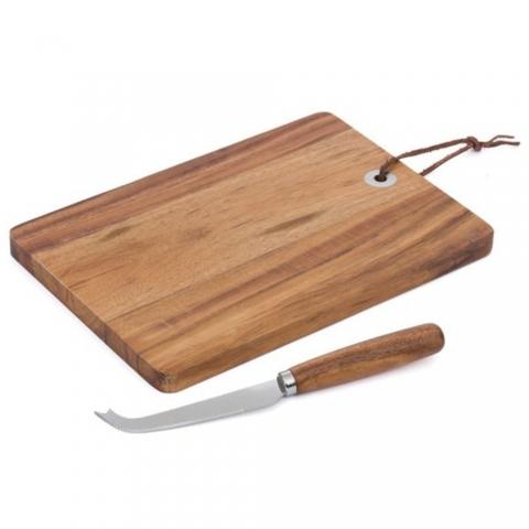Coffret fromage planche couteau