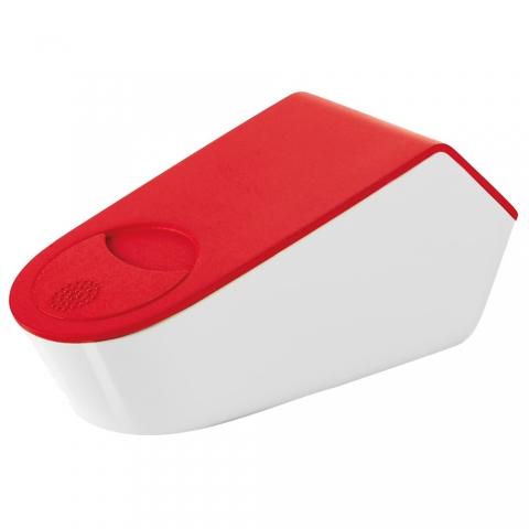 Râpe boîte à fromage Guzzini rouge 29960055