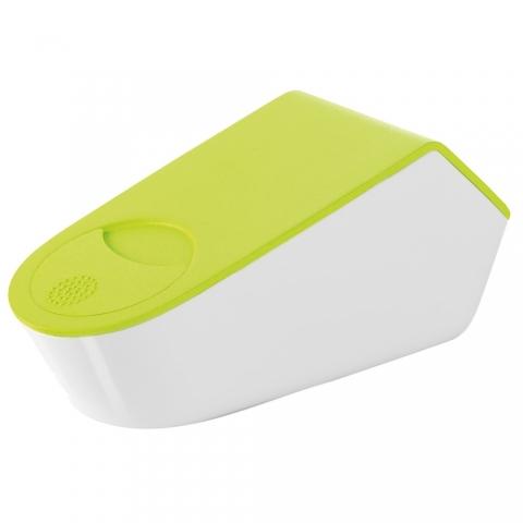 Râpe boîte à fromage Guzzini vert 29960084