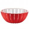 Saladier Grace rouge XL 30 CM Guzzini 29693065