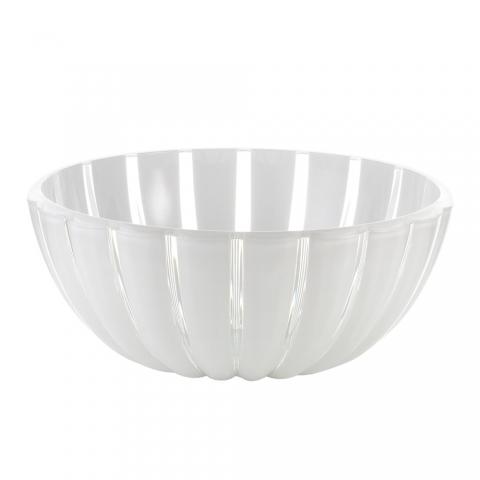 Saladier Grace blanc L 25 CM Guzzini 29692500