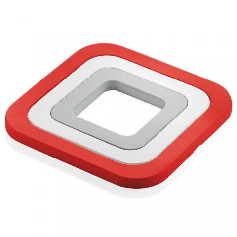 Dessous de plat rouge Guzzini 29230055
