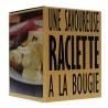 Raclette à la bougie pour 2 COOKUT