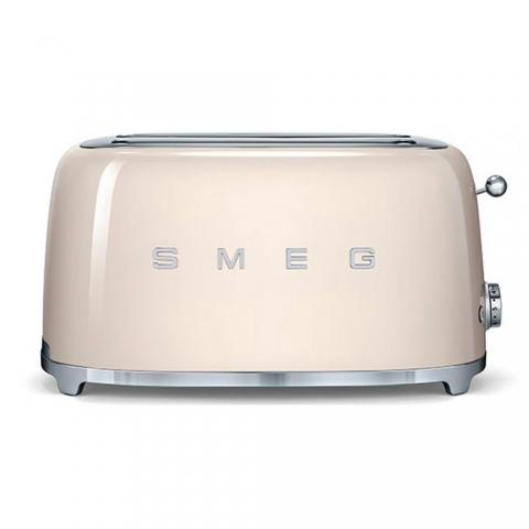 Grille pain 2T Baguette SMEG crème