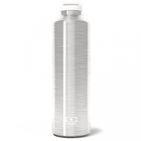 Bouteille isotherme MB Steel silver 50 CL Monbento