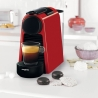 Nespresso Essenza mini rouge Magimix 11366