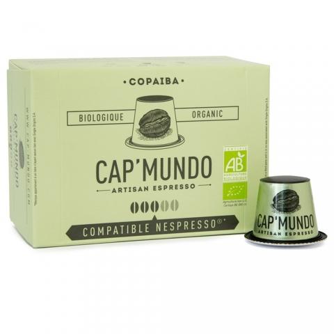 Capsules Nes Bio Copaiba X 10 Cap Mundo