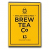 Thé sachets pyramides English Breakfast Brew Tea&Co