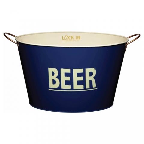 Seau rafraîchisseur à bières Kitchencraft BCLIPAIL