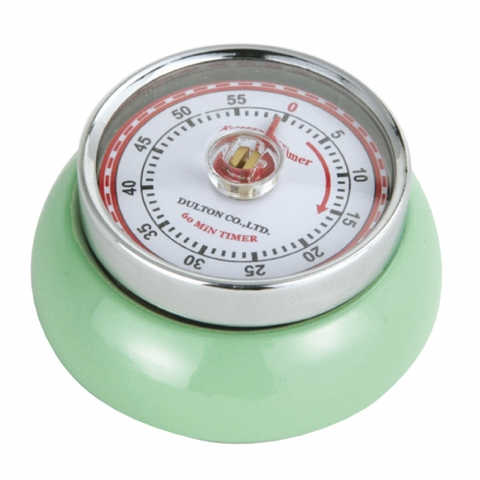 Minuteur Speed mint green Zassenhaus 072365